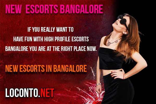 New Escorts in Bangalore