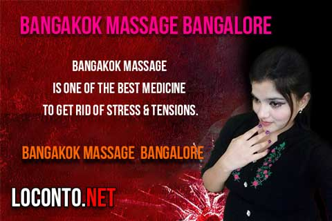 Bangkok Massage Bangalore