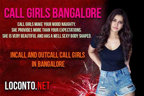 Call Girls Bangalore