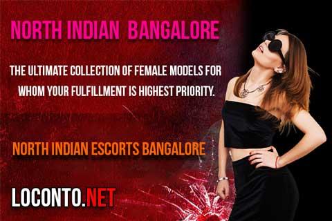 North Indian Escorts Bangalore