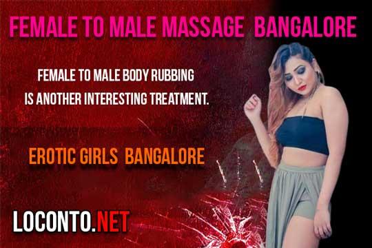 Female To Male Massage Bangalore