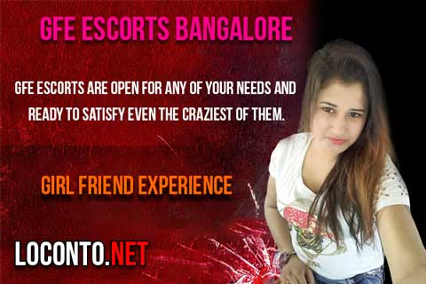 Gurlfriend Experience Bangalore