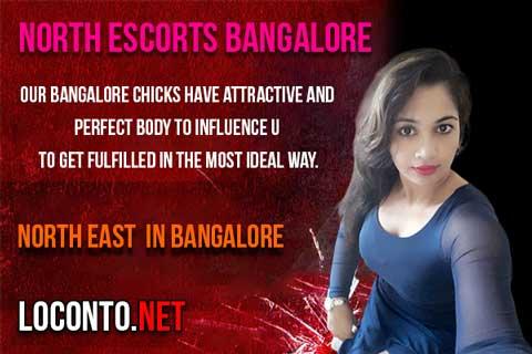 North East Escorts Bangalore