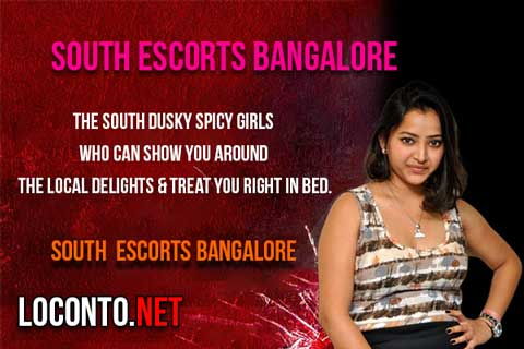 South Indian Escorts Bangalore