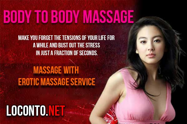 Body To Body Massage Bangalore
