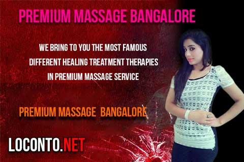 Premium Massage Bangalore