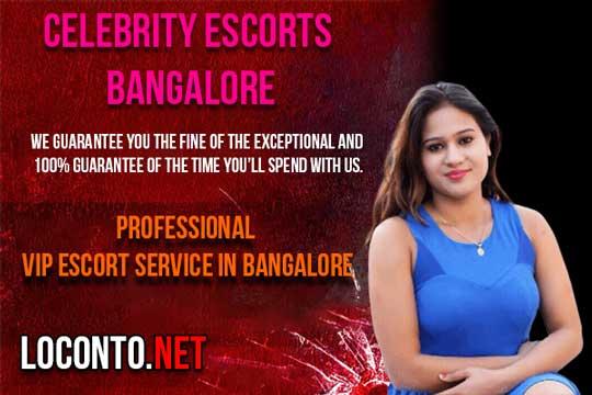 Celebrity Escorts Bangalore