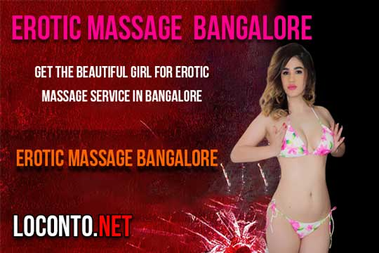 Erotic Massage in Bangalore