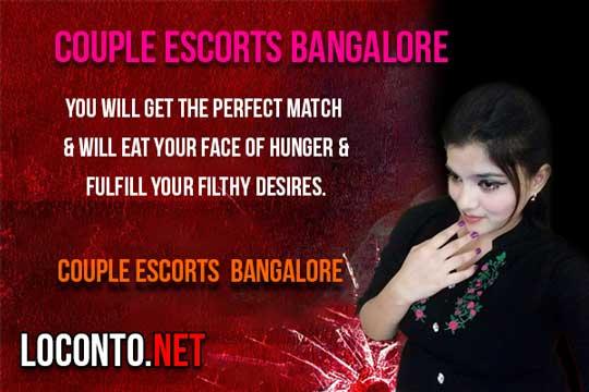 Couple Escorts Bangalore