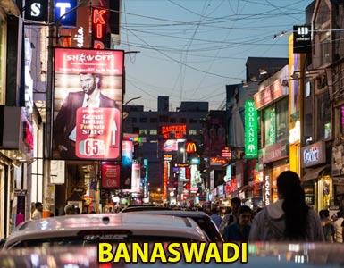 Banaswadi Escorts in Bangalore